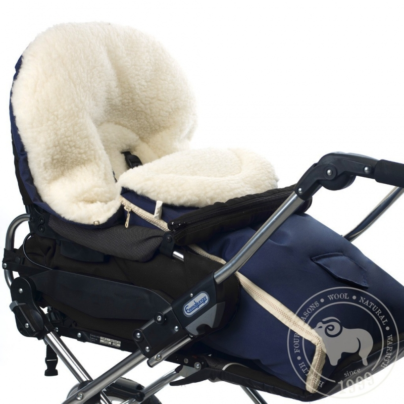 Конверт в коляску  для сидячего 12